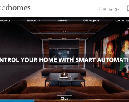 Launch of CyberHomes.ie – New Website Designed by TDD