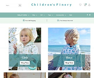 Childrens Finery
