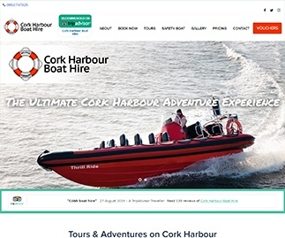 Cork Harbour Boat Hire